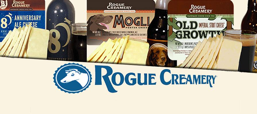 Rogue Creamery's New Beer Cheddars