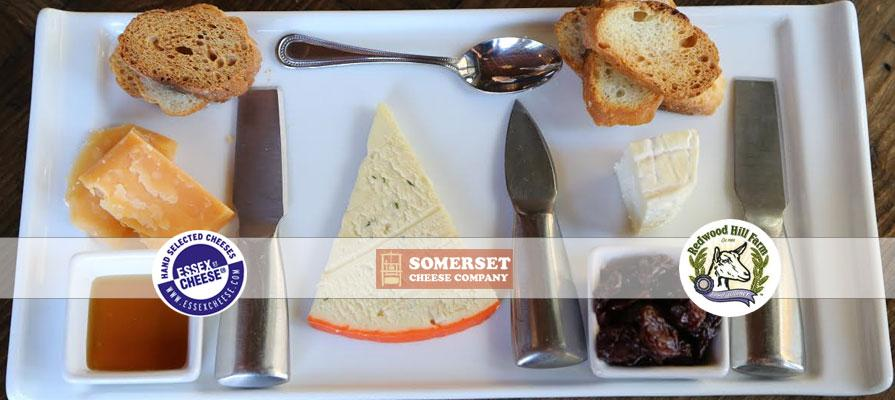 The Wine & Cheese Corner - Syrah Pairings