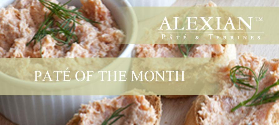 Alexian Introduces Chicken Ballotine as the Pate of the Month