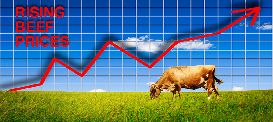 Beef Prices Soar to Record Highs