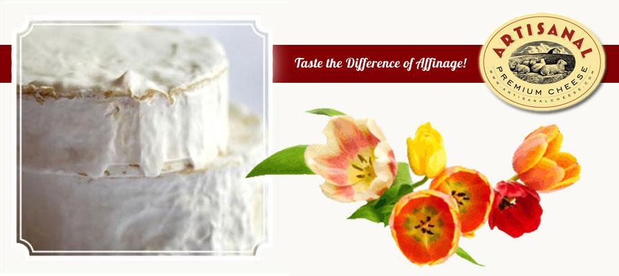 Artisanal Premium Cheese Celebrates Spring With Bloomy Rind Cheeses
