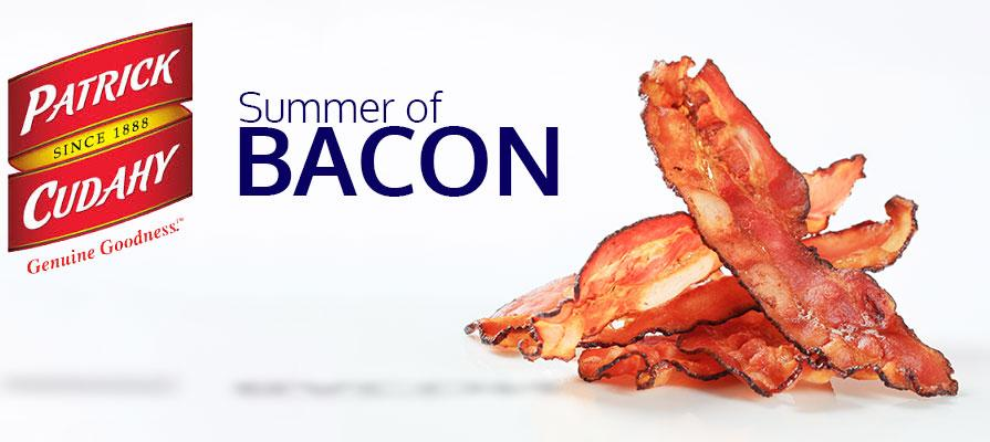 Patrick Cudahy Plans a Summer of Bacon Promotions