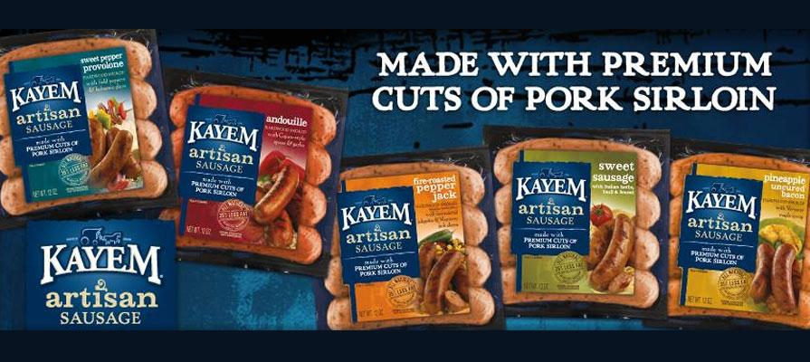 Kayem Launches New Artisan Sausage Line