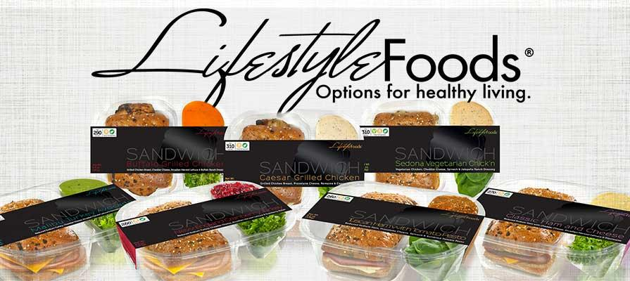 Lifestyle Foods Launching 7 New Grab-and-Go Sandwiches