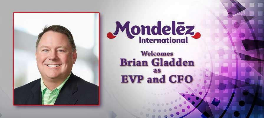 Mondelez International Welcomes Brian Gladden as EVP and CFO