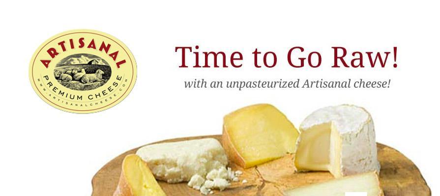 Artisanal Premium Cheese Releases Raw Cheeses