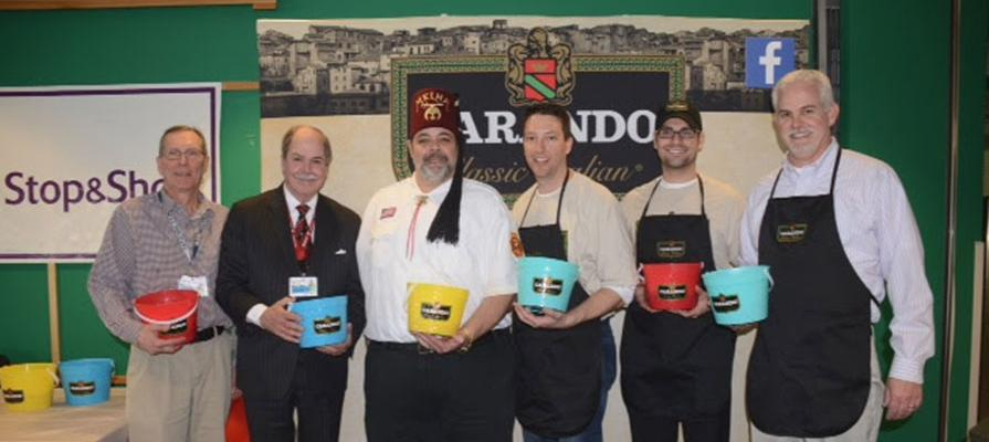 Carando Serves Easter Lunch to Shriners Hospitals for Children