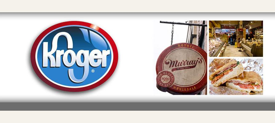 Kroger to Offer Murray's Cheese Shops in Three Locations
