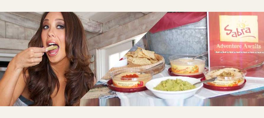 Sabra Hummus Featured at Summer Events