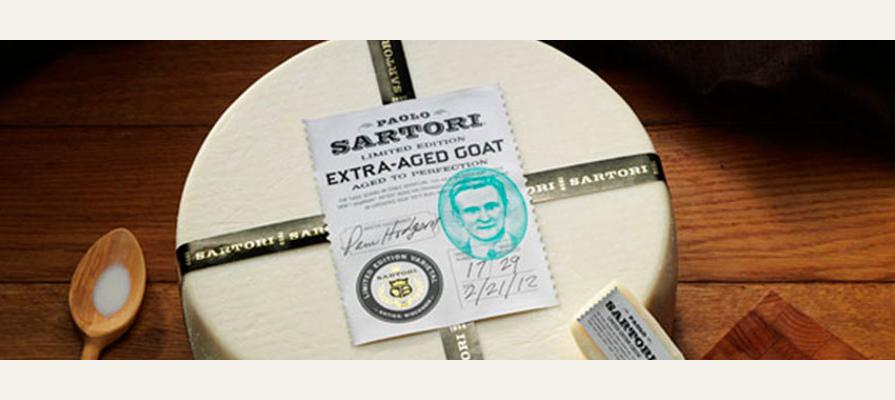 Sartori Cheese Limited Edition Extra-Aged Goat Cheese Now Available