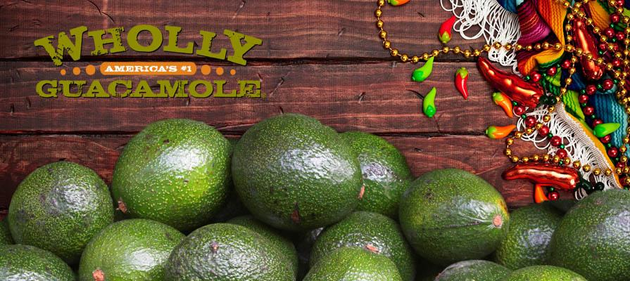 Wholly Guacamole Brand Uses 9.4 Million Avocados In Anticipation of Cinco de Mayo