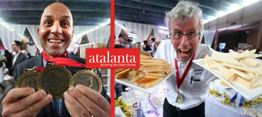 Atalanta Receives Top Marks at the Canadian Cheese Awards