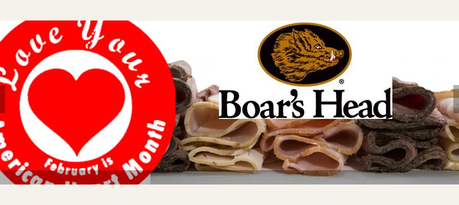 Boar's Head Celebrates American Heart Month