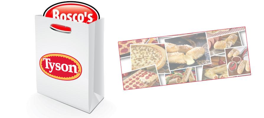 Tyson Foods Has Acquired the Assets of Bosco's Pizza