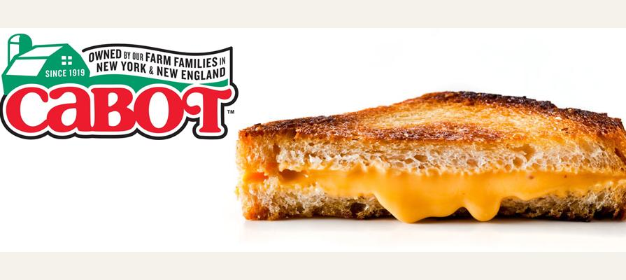 Cabot Creamery Cooperative to Sponsor Grilled Cheese Invitational