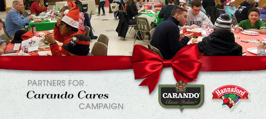 carando partners with hannaford - Hannaford Christmas Hours