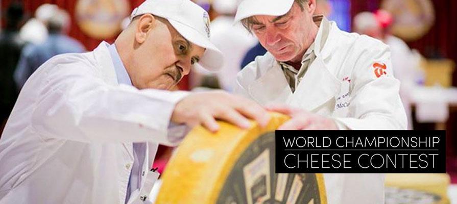 Swedish Cheesemakers Win World Championship Cheese Contest