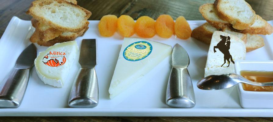 The Wine & Cheese Corner - Dry Rose Pairings