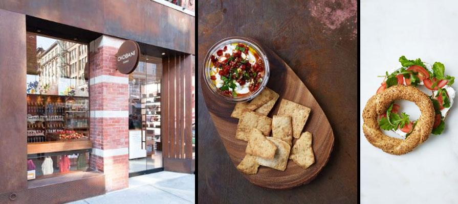 Chobani Unveils Newly Evolved Chobani SoHo Cafe