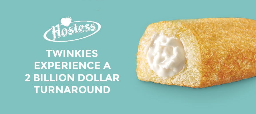 Twinkies Experience a 2 Billion Dollar Turnaround