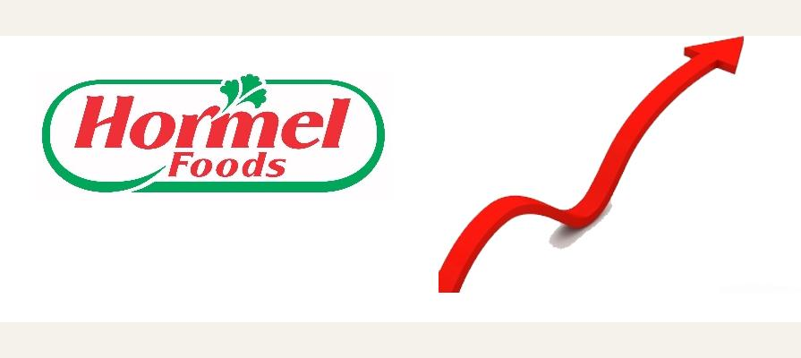 Hormel Reports Increased Sales for First Quarter