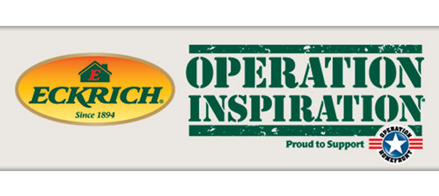 Eckrich Honors Military Families with Operation Inspiration