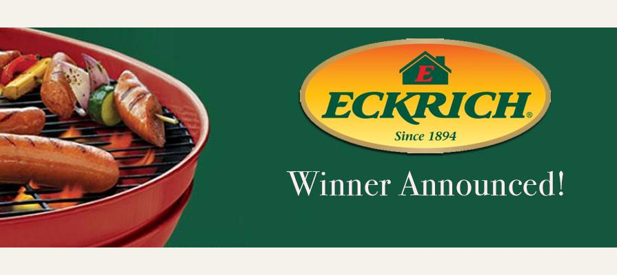 Eckrich Announces Tailgate Sweepstakes Winner