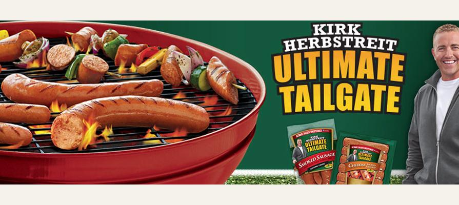 Eckrich Introduces Ultimate Tailgate Line of Smoked Sausage