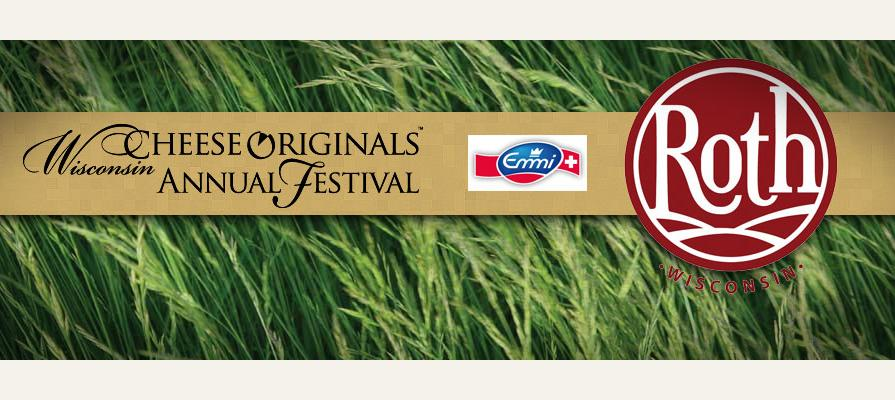Emmi Roth Sponsors the Fifth Annual Wisconsin Cheese Originals Festival