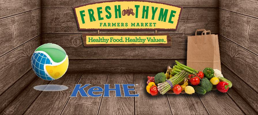 KeHe Agrees to Serve as Wholesaler for Fresh Thyme Farmers Market