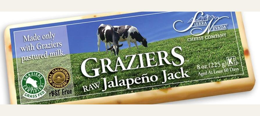 Sierra Nevada Cheese Company Launches New Line of Graziers Cheeses