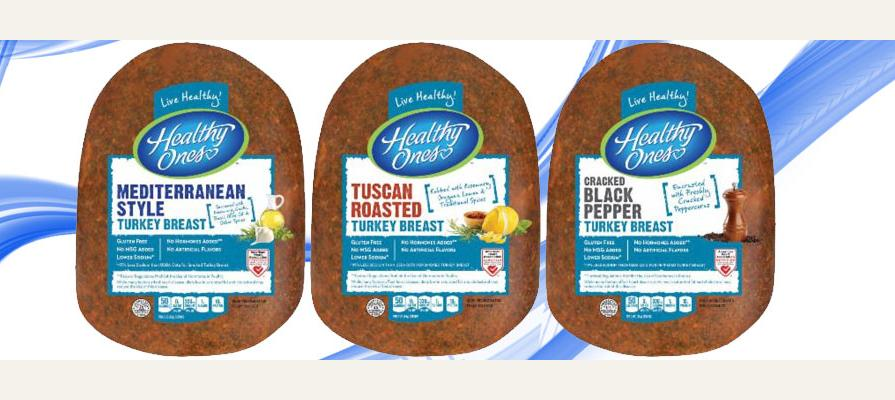 Healthy Ones New Packaging, Logo, and Meat Varieties for 2014