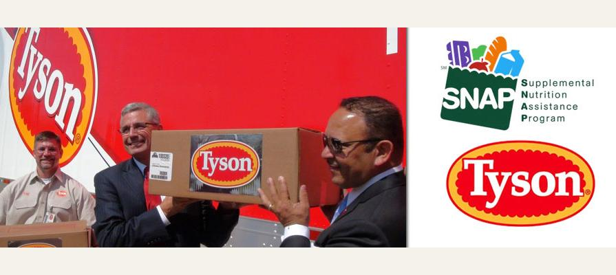 Tyson Helps Retailers Increase Deli Sales, Fight Hunger