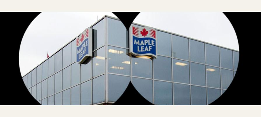 Food Giants Eye Maple Leaf Foods