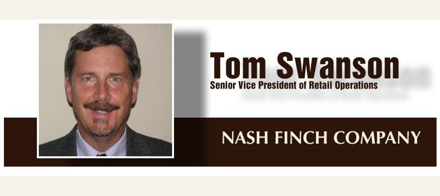 Nash Finch Promotes Tom Swanson to Senior Vice President of Retail Operations