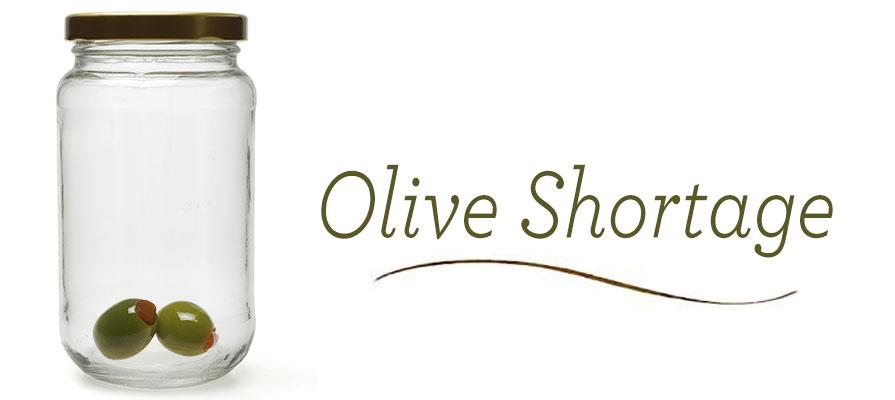 International Olive Shortage Sheds New Light on Niche Olive Market