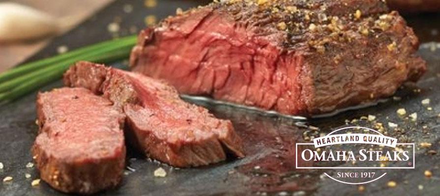 Omaha Steaks Releases New Rib Crown Steak