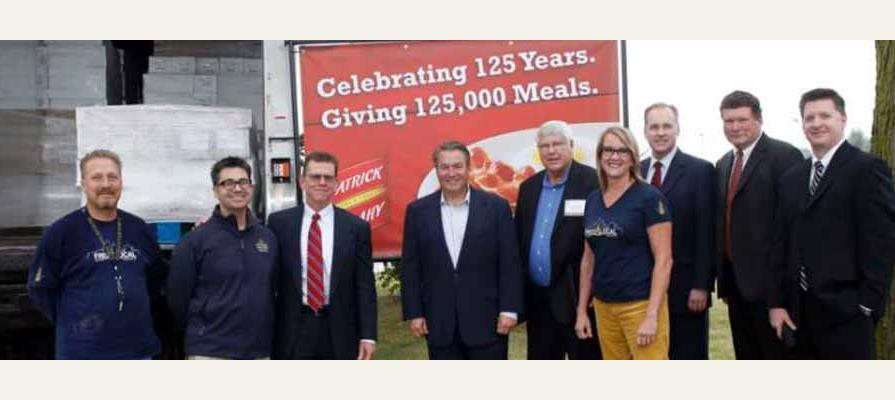 Patrick Cudahy Commemorates 125th Anniversary with Celebration and Gracious Donation