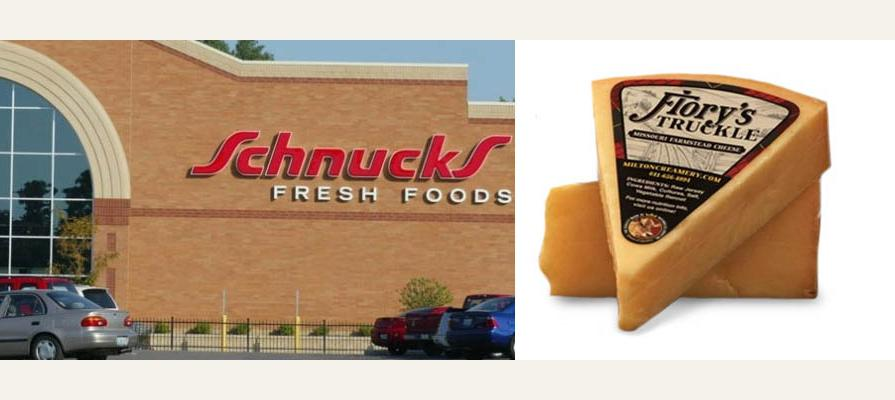 Schnucks Releases Flory's Truckle Cheese