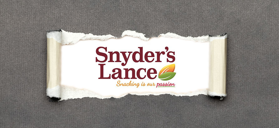 Snyder's-Lance Brings New Look for New Snack Plan