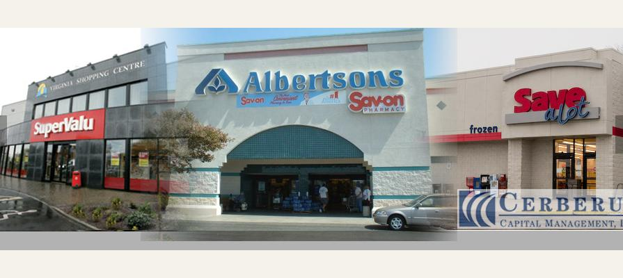 Cerberus May Seek Control of Albertsons and Save-a-Lot