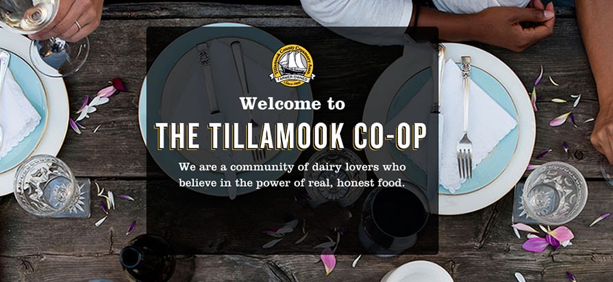 Tillamook Crowdsources Dairy With the Launch of Consumer