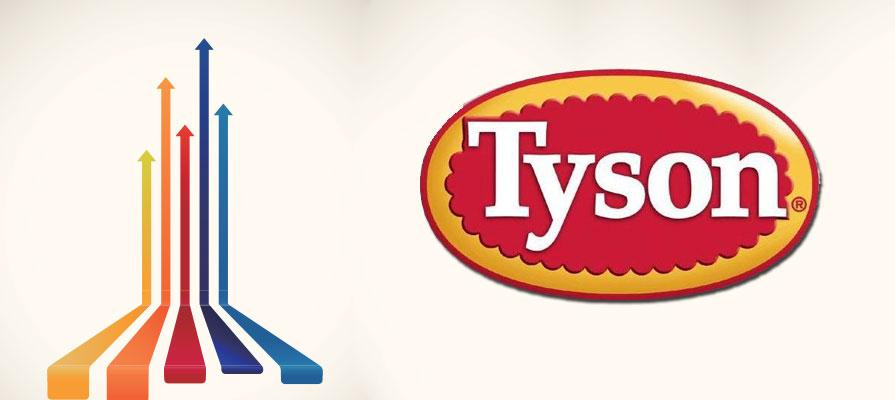 Tyson Foods Q1 2014 Earnings Increase 47 Percent