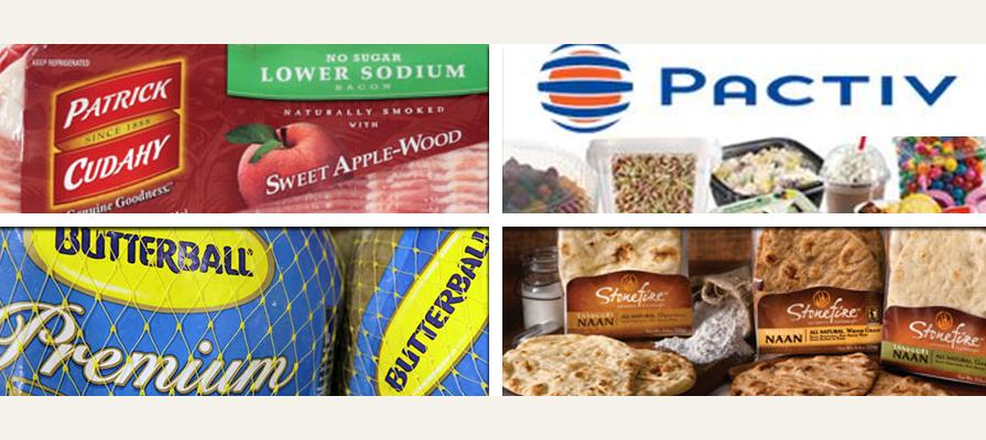 US Foods Names Patrick Cudahy, Butterball, FGF Brands, and Pactiv as 2013 Vendors of the Year