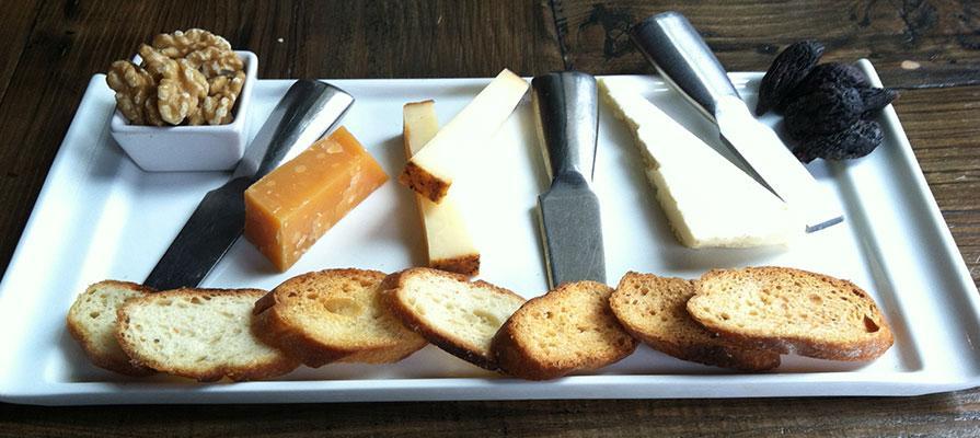 The Wine & Cheese Corner - Zinfandel Pairings