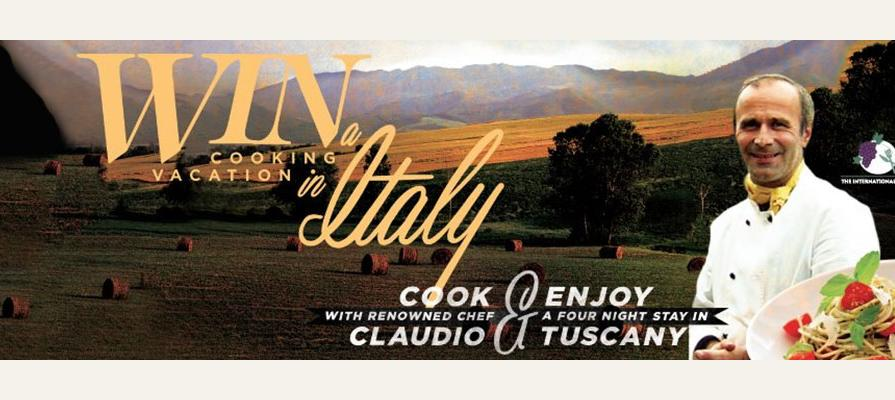 Stella Cheese Announces Win A Cooking Vacation In Italy! Sweepstakes