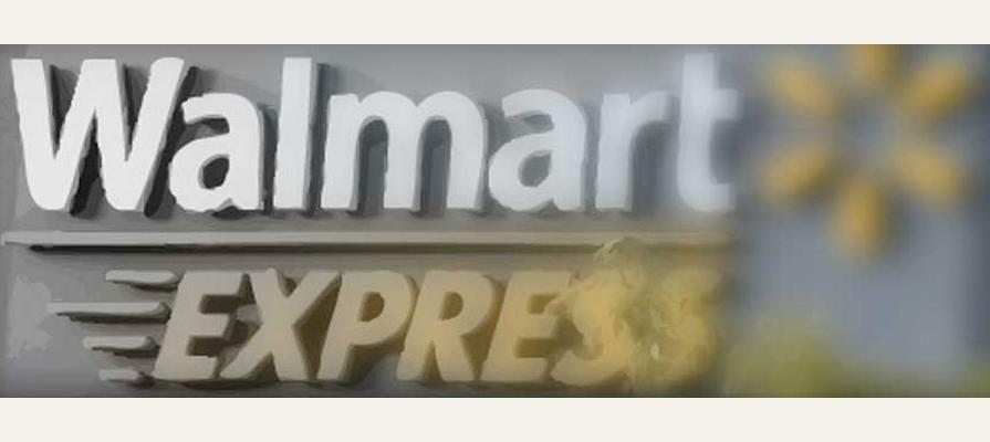 Walmart To Close Express Format Location