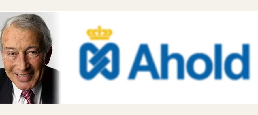 Ahold Chairman of Supervisory Board Rene Dahan to Resign