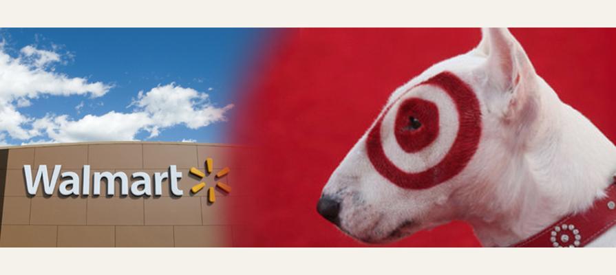 Target Takes Aim At Walmart