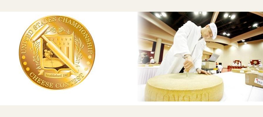 2013 United States Championship Cheese Contest Kicks Off